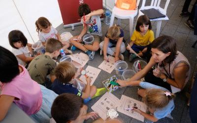 Tallers i jocs en línia per a totes les edats