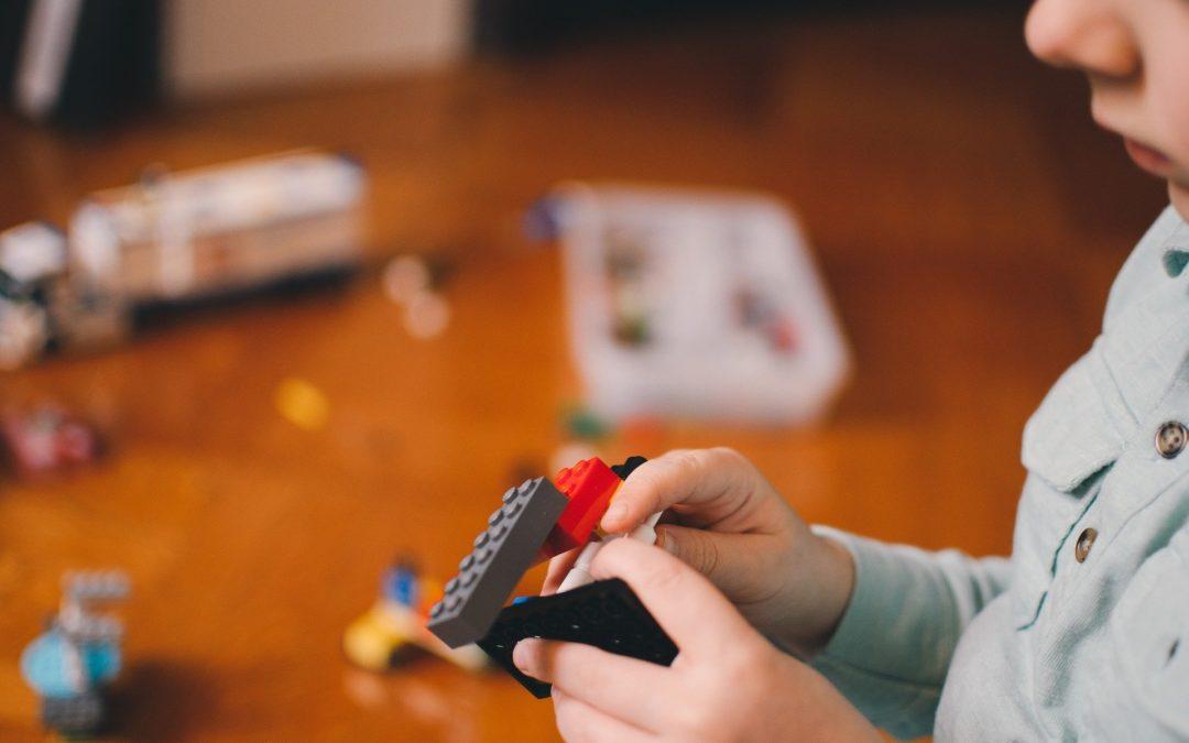 Taller de LEGO. De què va això de les mutacions
