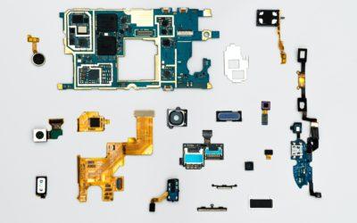 El robot detector d'objectes