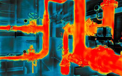 Radiació infraroja del nostre cos: de quin color som?