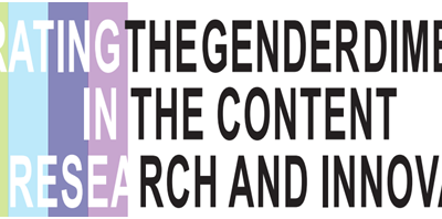 Integrating Gender Dimension in The Context of Research and Innovation