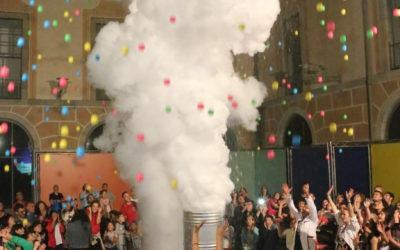 La Nit de la Recerca a Girona