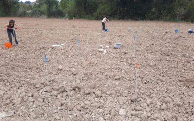 El CT BETA posa en marxa l'activitat als camps experimentals cedits per l'Ajuntament de Vic