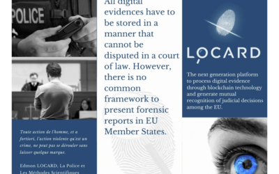 Lawful evidence cOllecting & Continuity plAtfoRm Development (LOCARD)