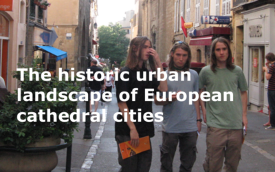 URBS The Historic Landscape of European Cathedral Cities