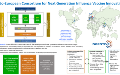 Indo-European Consortium for Next Generation Influenza Vaccine Innovation