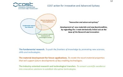 European Network for Innovative and Advanced Epitaxy