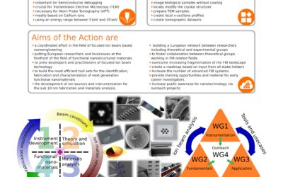 Focused Ion Technology for Nanomaterials – fit4nano