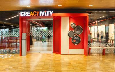 Creactivity. Crear, experimentar, innovar.