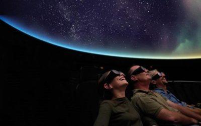Planetario. El Cielo de hoy.